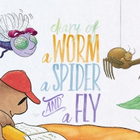 Diary of a Worm, a Spider, and a Fly
