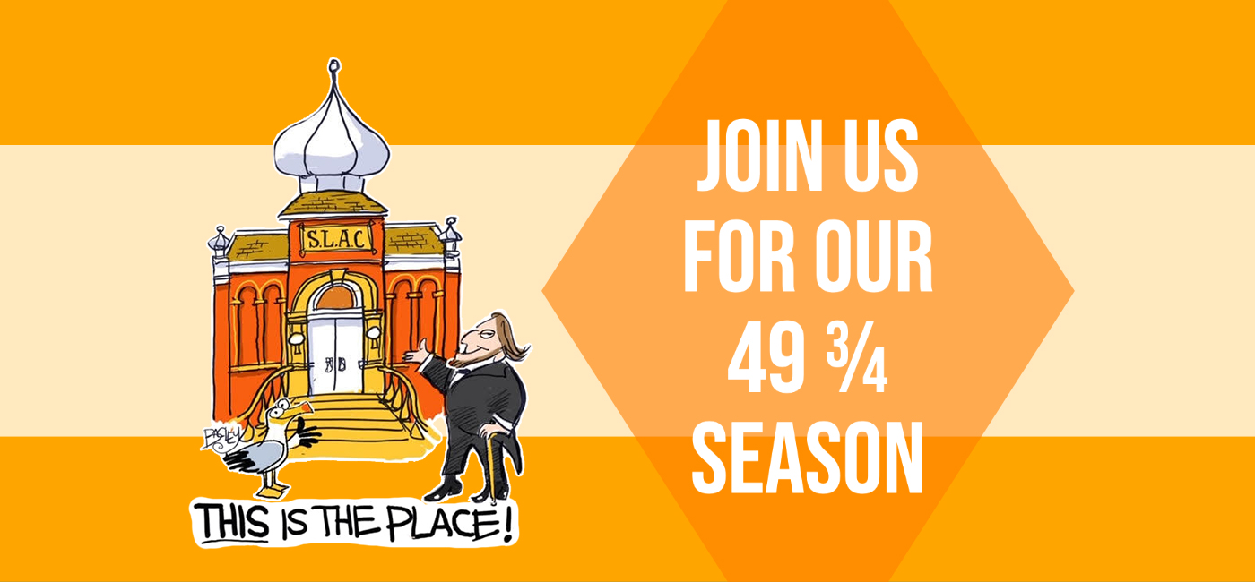 Join Us for Our 49 3/4 Season