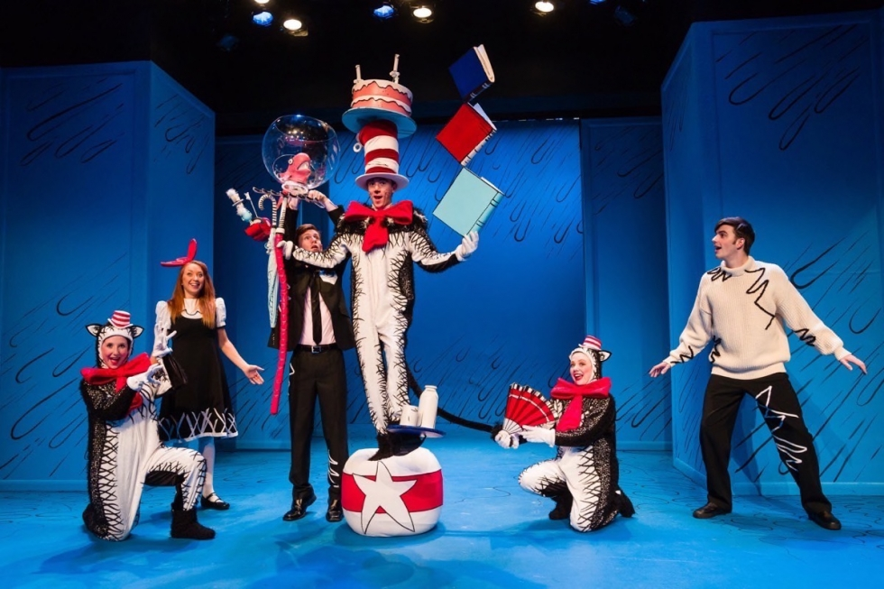 DR. SEUSS'S THE CAT IN THE HAT, 2013