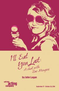 I'll Eat You Last: A Chat with Sue Mengers